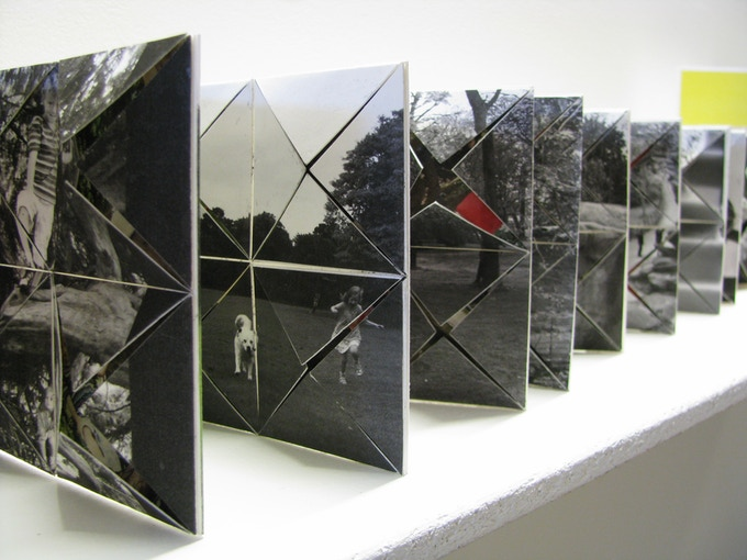 Bernadette McHugh 'Adventures in Birkenhead Park 'Shared Ground Project 2012