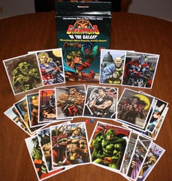 Champions of the Galaxy Card Game