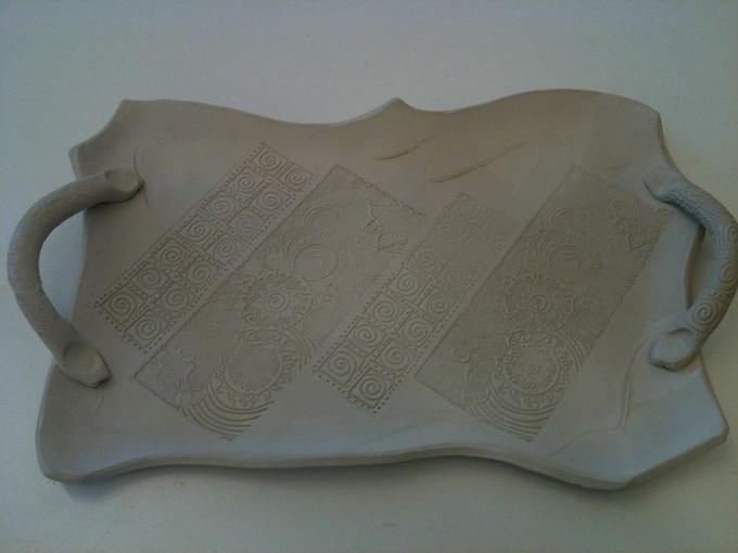 great example of a medium clay project you can complete in one evening.