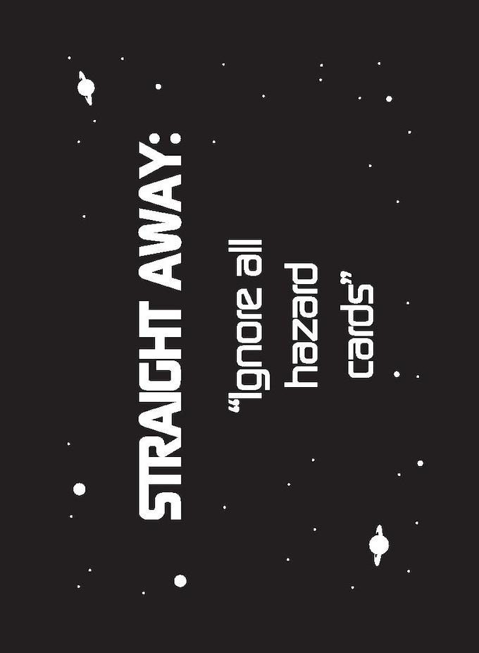 Cosmic Rally Racing Card Game by Cuckoo Games — Kickstarter