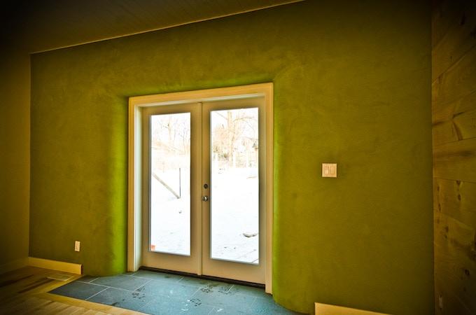Indoor plaster