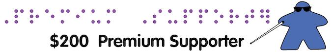 [$200] Premium Supporter