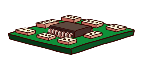 Flappy Box PCB