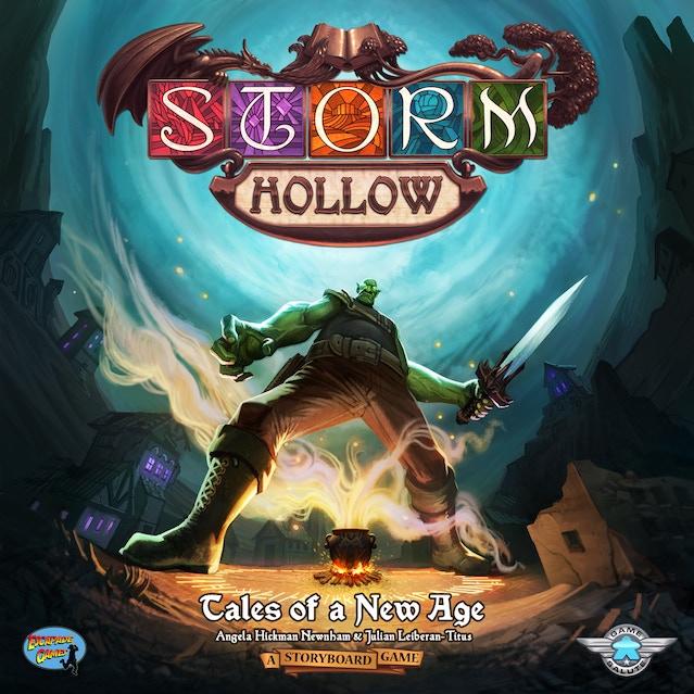 Storm Hollow by Game Salute — Kickstarter