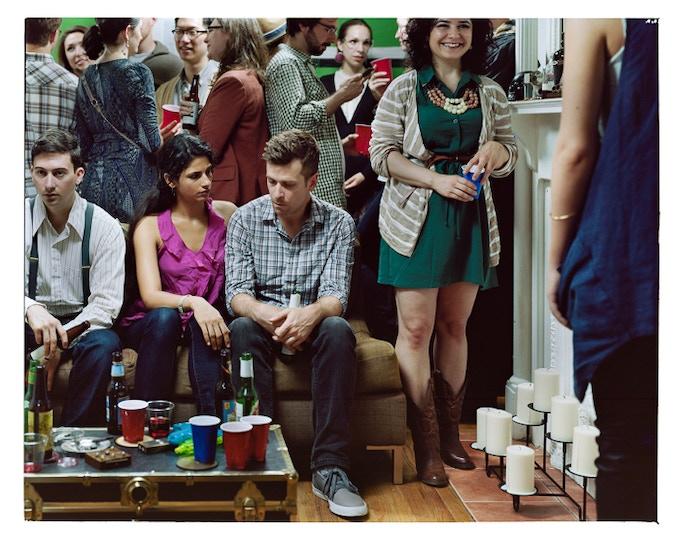 Front Row: Nisha, Marc, Emily // Back Row: Joon-Ho, Cory