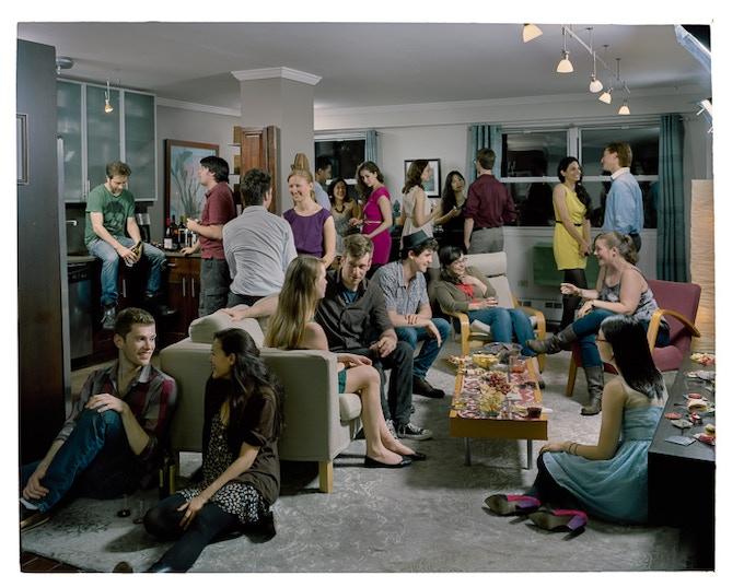 Front Row: Hannah, Sally, Marc, T.J., Kris, Abby // Back Row: Carter, Wesley, Margaret, Cheryl, Nisha, Phil