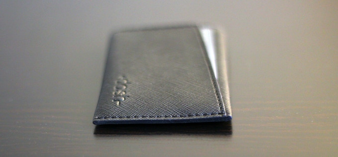 Saffiano Leather - a pressed leather for a lighter, refined look