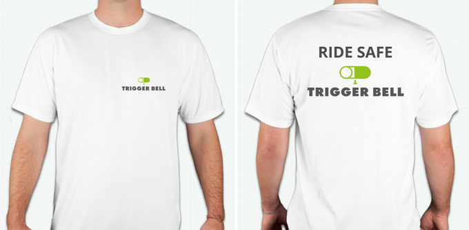 High quality performance / technical Trigger Bell T-shirt