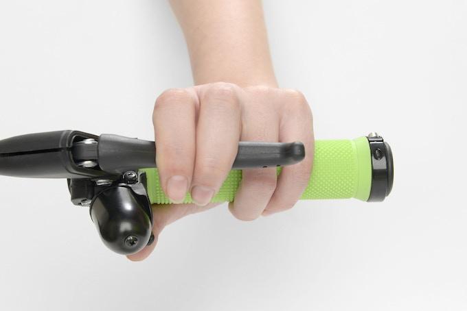 Trigger Bell on a standard handle bar