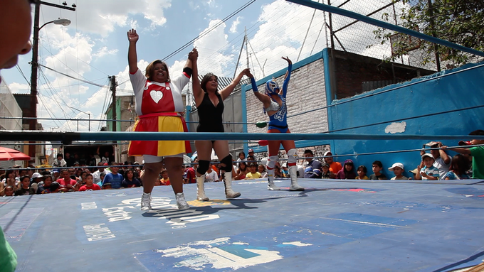 Charity Lucha Event: Mexico City