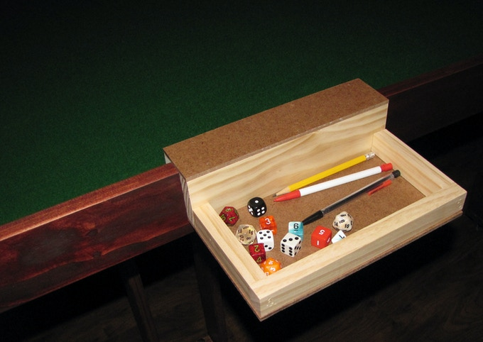Dice and Pencil Tray!