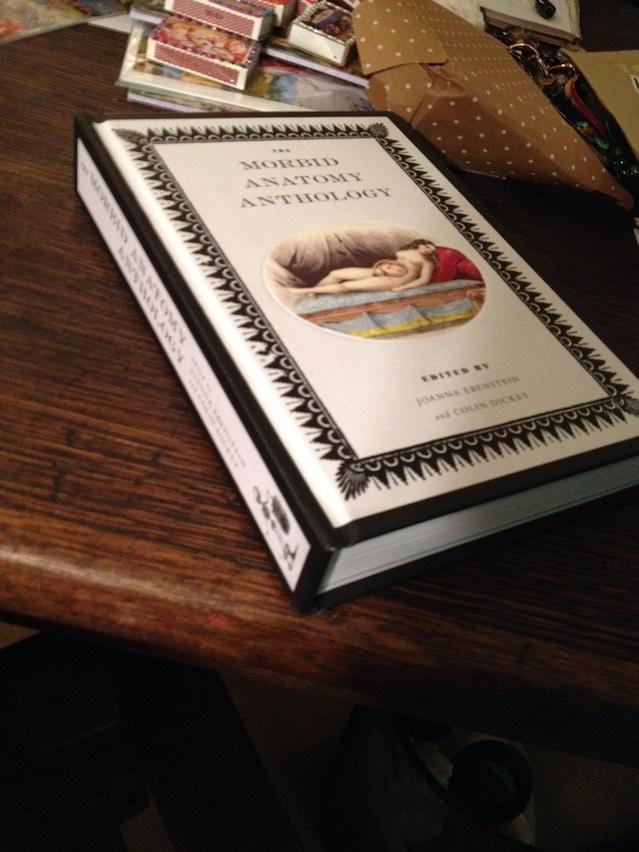 Morbid Anatomy Anthology By Colin Dickey Kickstarter