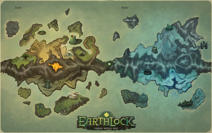 Map of Umbra
