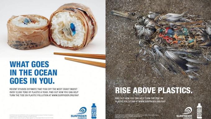 Source: Surfrider Foundation - Rise above plastics