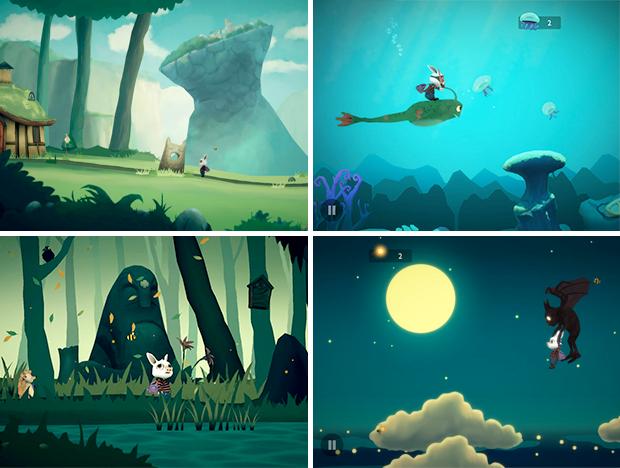 Hogworld (Adventure game for kids)