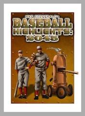 Baseball Highlights Card Back