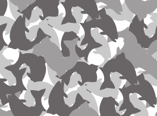 Wallpaper - Fish Camo
