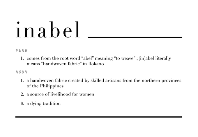 INABEL: Modern Design from a Centuries-old Tradition by AVA