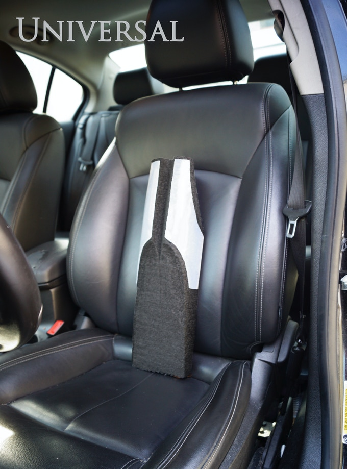 Universal fit for all car and desk chairs