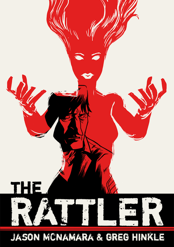 Cover to the Rattler and Rattler PDF