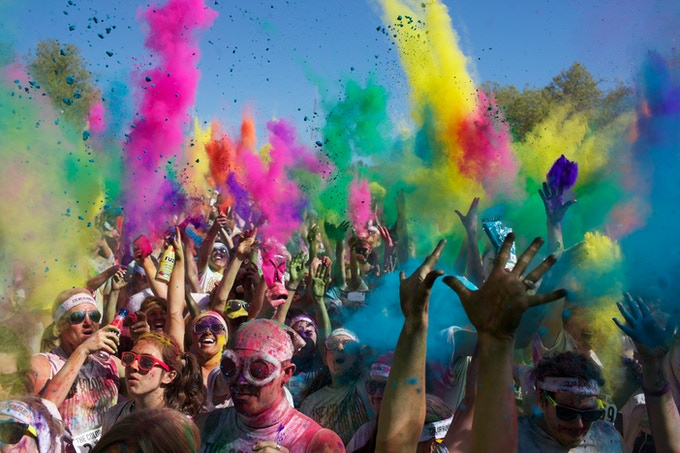 The Color Run | Seattle, Washington