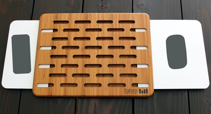Tablio Mini Desk By Rodolfo Lozano Kickstarter