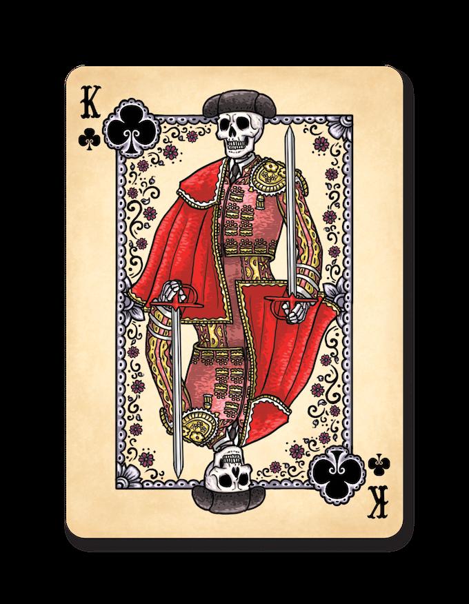 El Matador King of Clubs