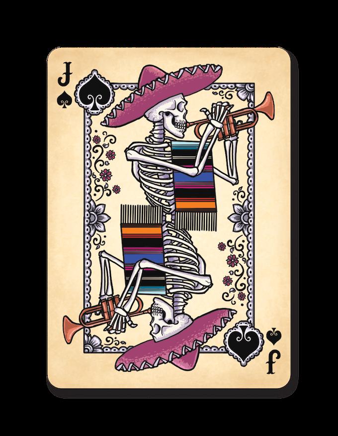 Mariachi Jack of Spades