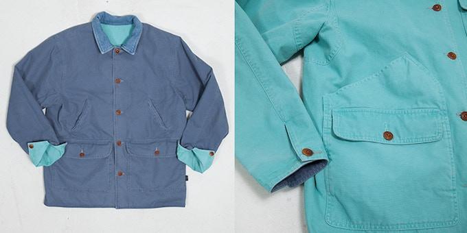Reversible Chore Coat ($250)