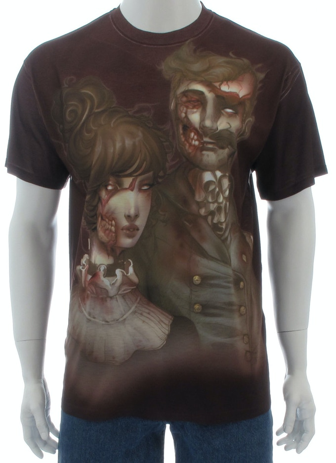 Zombies by Nei Ruffino
