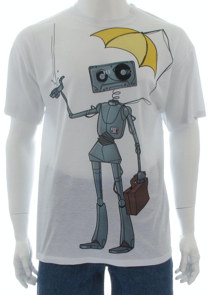 Robot by K. Lynn Smith