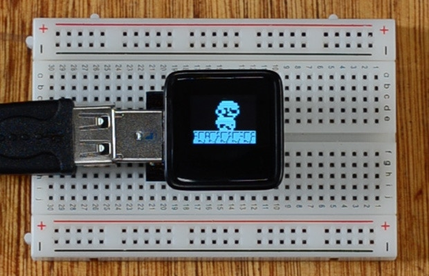 Create a game on MicroView's beautiful OLED Display!
