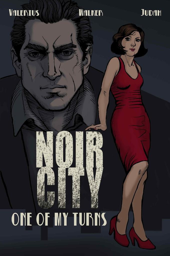 Cover for Noir City #2