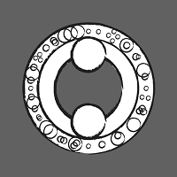 Emblem of the Circle (design by Amos Orion Sterns)