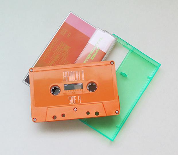 """LPOWER's """"Abinox 2"""" Cassette"""