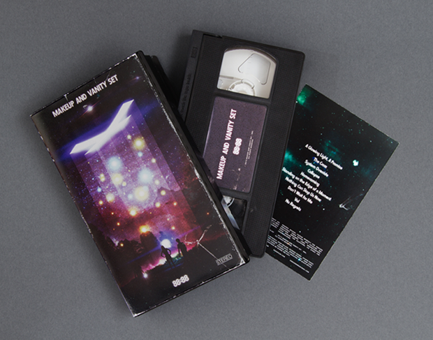"""Makeup and Vanity Set's """"88:88"""" VHS Release"""