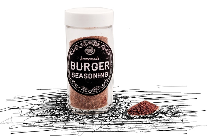 Give your burger some extra flavor with our homemade seasoning!