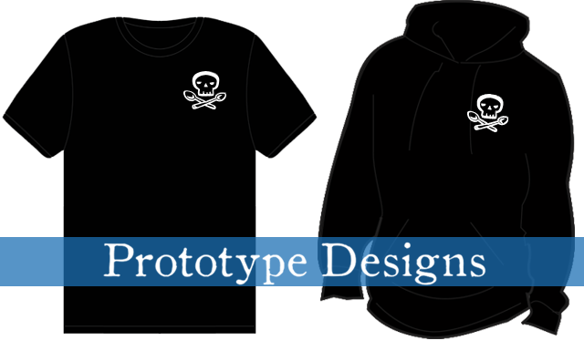 T-Shirt and Hoodie Designs