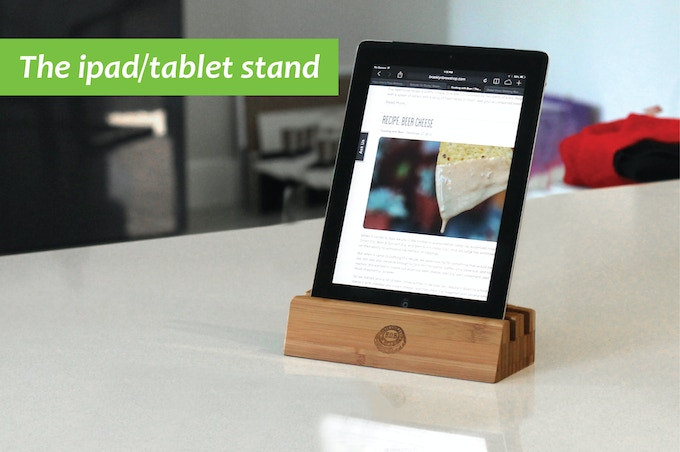 "Pledge Level: ""THE IPAD/TABLET STAND"""