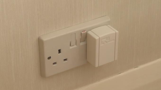 The LILA Hub will support UK, EU and US plug sockets.