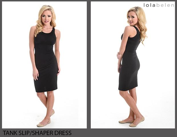 Tank Slip/Shaper Dress