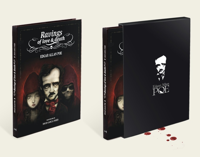 """Picture of the """"Insane Edition"""" & """"Perverseness - Deluxe edition with slipcase"""""""