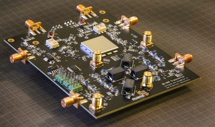 bladeRF - USB 3 0 Software Defined Radio by Nuand — Kickstarter