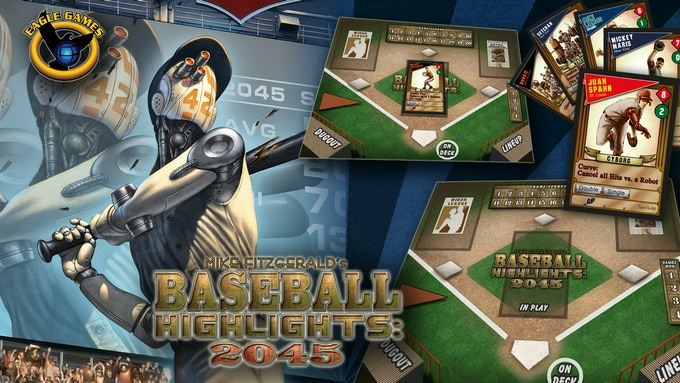 Baseball Highlights 2045 Desktop Wallpaper 1 - click to download