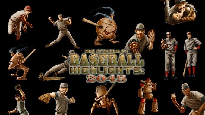 Baseball Highlights 2045 Desktop Wallpaper 2 - click to download