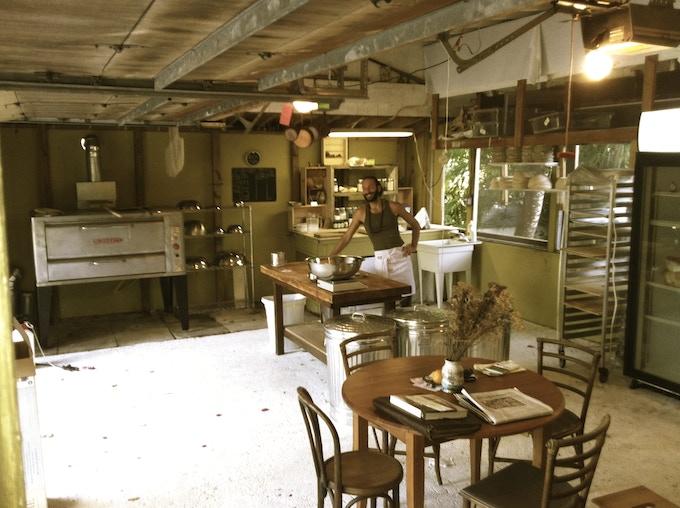 2012 Sandy's Garage / Zak's Bakery