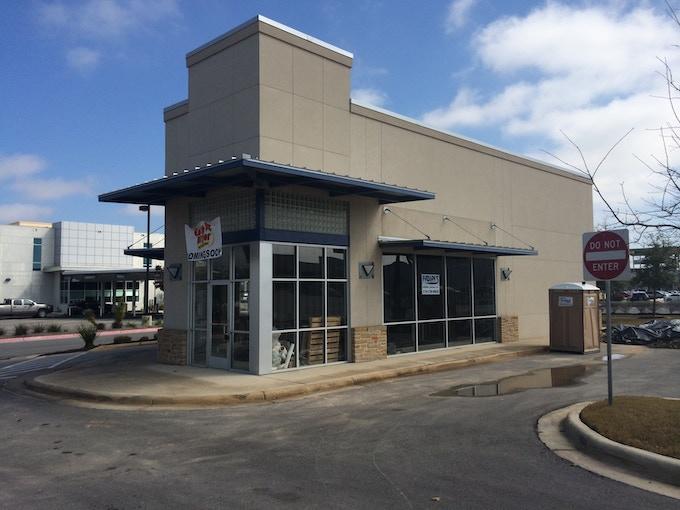 Earth Burger location at  Park North Shopping Center