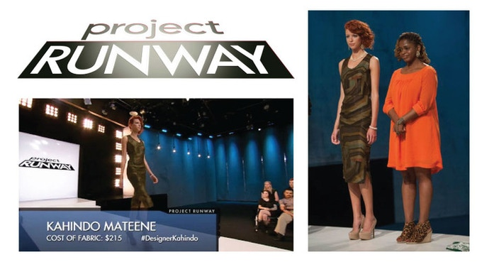 Project Runway 2013