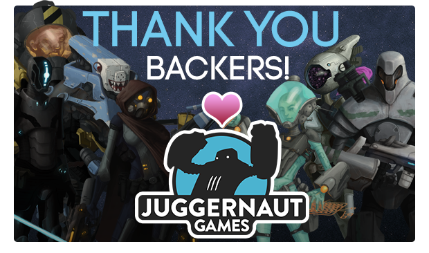 FACT: StarCrawlers has the best backers in the universe.