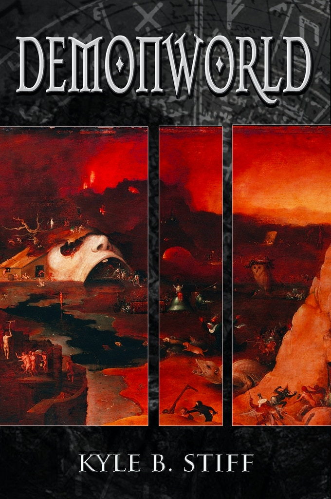 Demonworld's current cover
